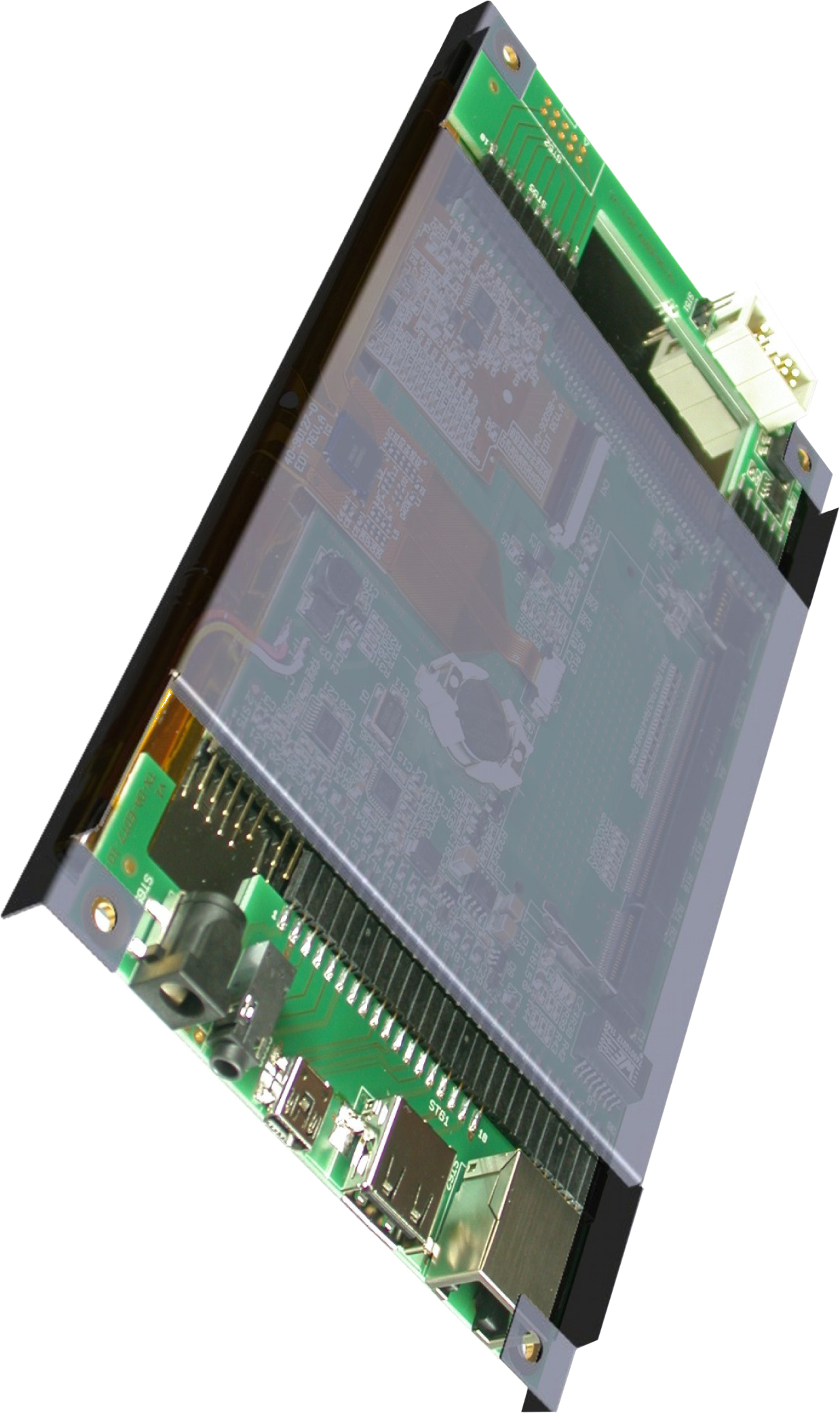 Qt Embedded Solutions with i MX6 modules