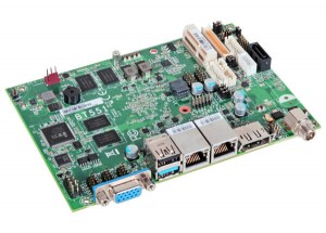 "BT551 3.5"" Bay Trail PC Board"