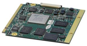 A80-Q7 8 core QSeven ARM module