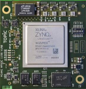 Xilinx Zynq MPSoC module